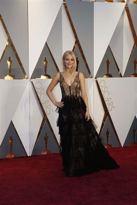 Best Oscar Dresses Best Dressed Celebrities At Oscars 2016