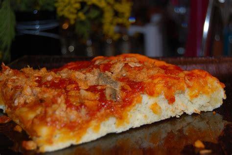 la cuisine algerienne recette de la pizza tunisienne