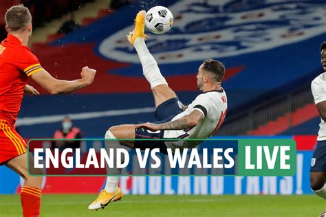 England vs Wales FREE: Live stream, TV channel, kick-off ...