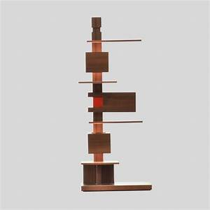 Yamagiwa frank lloyd wright taliesin 4 table light for Taliesin 1 table lamp