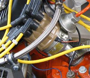 Spark Plug Wire Replacement