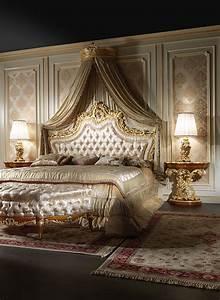 Lit Style Baroque : lit baroque l gant vimercati classic furniture ~ Teatrodelosmanantiales.com Idées de Décoration