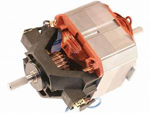 Universal Commutator Motors