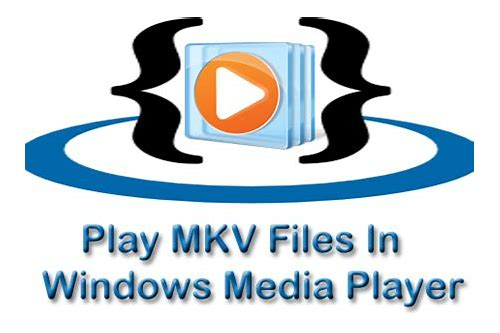 mkv codec windows media player 12 download