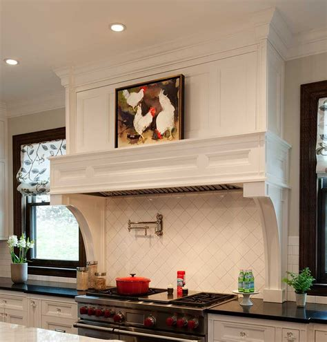 Kitchen Vent Styles by Wood Range Range Hoods Custom Made Home In 2019