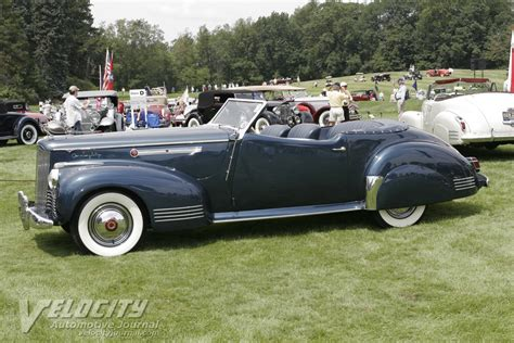 1942 Packard Clipper One Eighty Convertible By Darrin