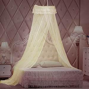 Moustiquaire Ciel De Lit : mture moustiquaire ciel de lit grande moustiquaire ~ Dallasstarsshop.com Idées de Décoration