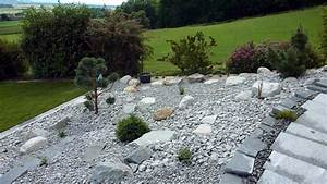 Steingarten Bilder Beispiele : ideen gestaltung steingarten hang m belideen ~ Whattoseeinmadrid.com Haus und Dekorationen