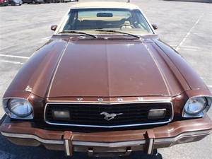 1975 Ford Mustang Ghia California Car for sale - Ford Mustang 1975 for sale in Sherman Oaks ...