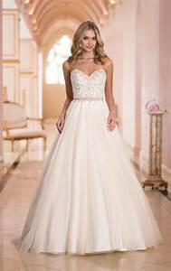 sexy and extravagant stella york wedding dresses 2014 With wedding dress photo