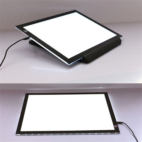 art light box for drawing a3 portable led drawing board eyesight protected touch