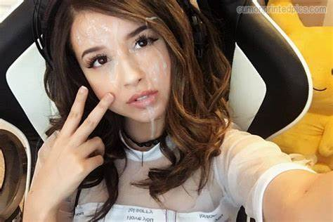 Ll Just Leads To Wait Patiently Sperm On Beauty Streamer 'Pokimane'