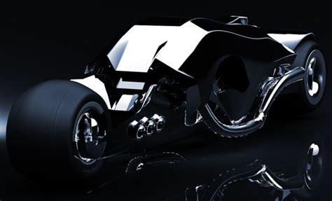 Marouane Bemblis New Creation A Batpod Inspired Bat Bike