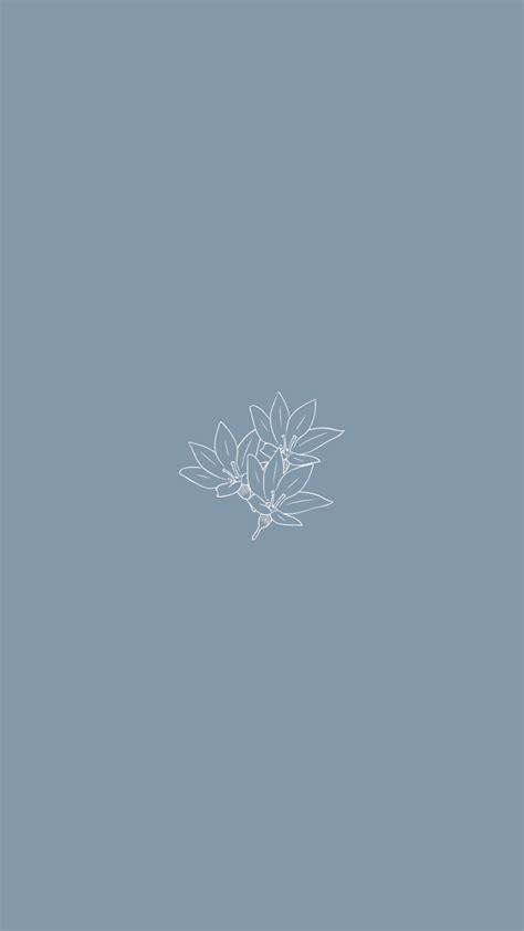 wallpaper minimalist flowers wallpaper