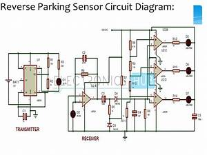 Backup Sensor Wiring Diagram