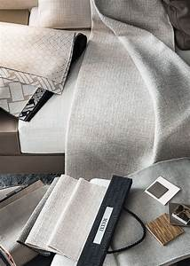 Light User Collection Minotti Moodboard Textile Leather Marble Wood