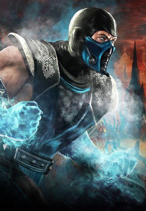 Mortal Kombat Armageddon Scorpion Vs Sub Zero