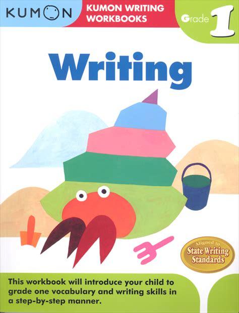 kumon writing workbook grade 1 028755 details rainbow 320 | 028755