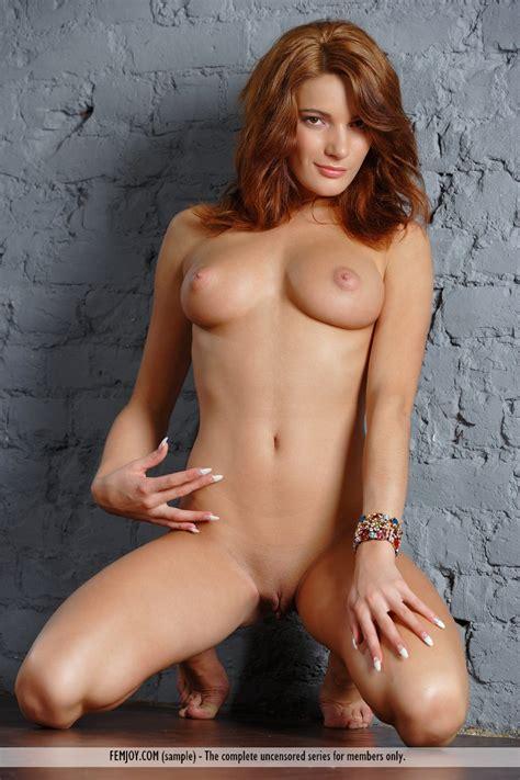 Femjoy Naked Redhead Ass At
