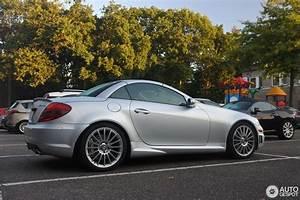 Mercedes 55 Amg : mercedes benz slk 55 amg r171 10 september 2016 autogespot ~ Medecine-chirurgie-esthetiques.com Avis de Voitures