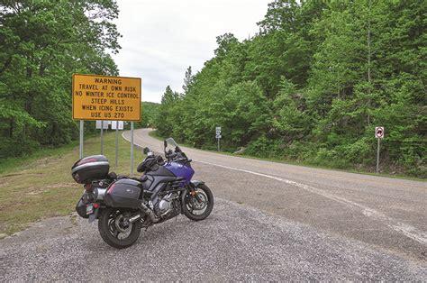 Arkansas Getaway Motorcycle Tour
