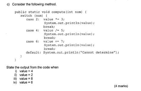 java  paper      wording   switch