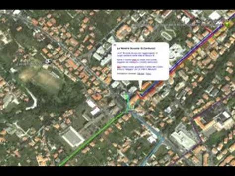 mapa satelital youtube