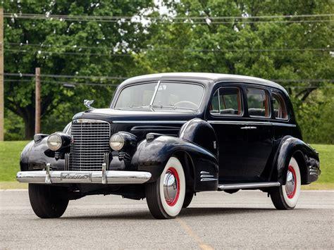 1939 Cadillac Series 90 - Information and photos - MOMENTcar
