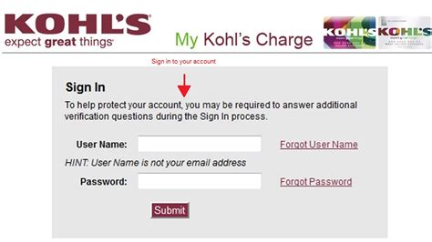 kohls credit card customer service phone number pay your www kohlscharge and easy