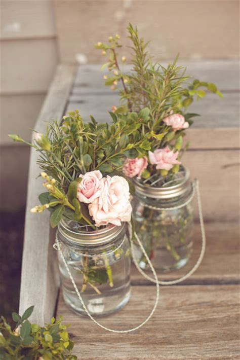 flowers in jars country barrel giveaway hanging mason jars more driven by decor