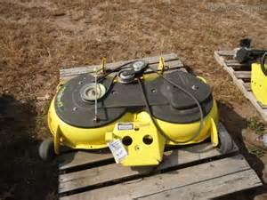 john deere 42 quot mulch mower deck lawn garden and