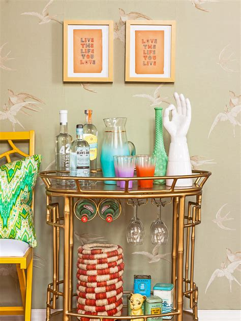 Bar Accessories For by Luxury Bar Cart Accessories Homesfeed