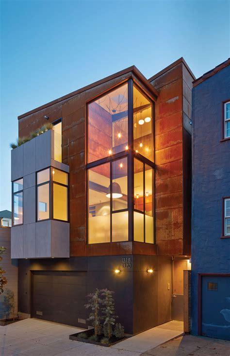 Two Homes By Zack  De Vito Architecture Share A Single