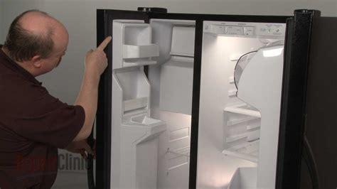 refrigeratorfreezer door gasket   works