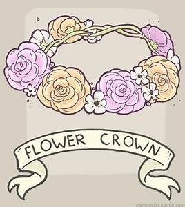 Sfé R. Monster • I wanted to draw flower crowns but then I ...