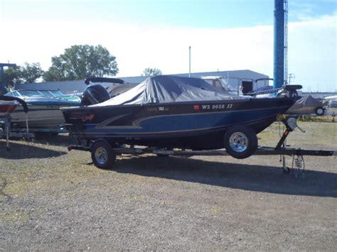 Alumacraft Boat Gauges by Alumacraft Trophy 185 Boats For Sale Boats