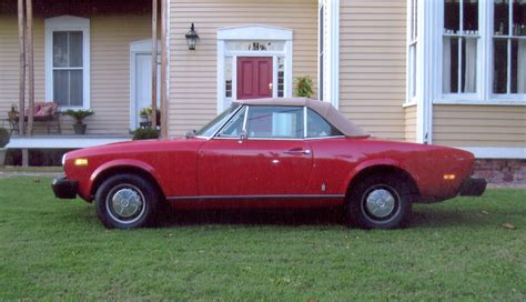 1978 Fiat Spider For Sale by 1978 Fiat 124 Spider For Sale Fiat Spider
