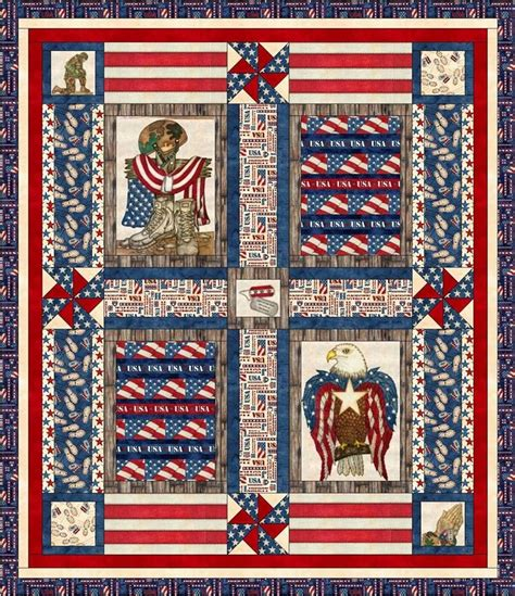Cathey's American Honor Quilt Pattern*