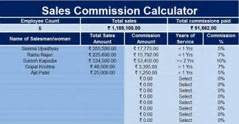 Sales Commission Worksheet How To Calculate Sales Commission Excel Archives Exceldatapro