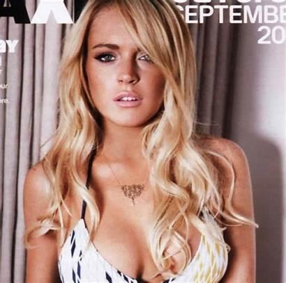 Maxim Hottest Sexiest Woman Named Lohan Lindsay
