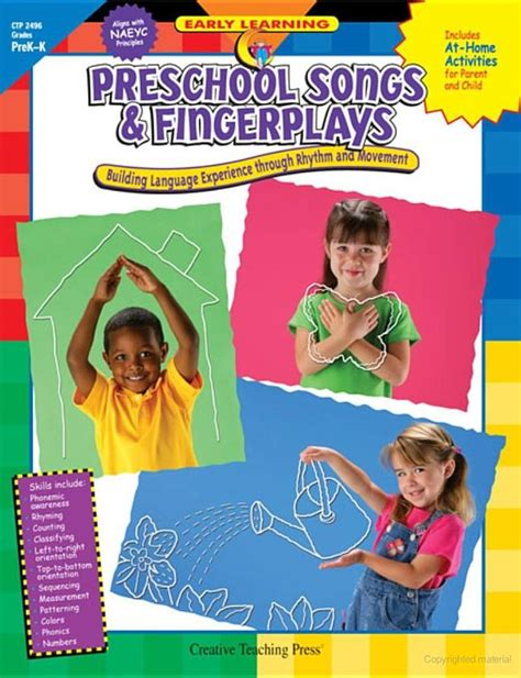 preschool songs about books 75 best images about songs n fingerplays on 787