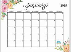 Printable Calendar 2019 Australia Printable Calendar 2019
