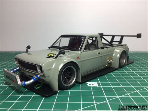 Datsun Trucks by Datsun Truck Drift Scaledworld