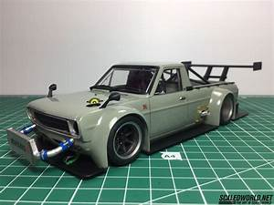 Datsun Truck Drift | ScaledWorld