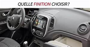 Renault Captur Initiale Paris Finitions Disponibles : quelle finition choisir ~ Medecine-chirurgie-esthetiques.com Avis de Voitures