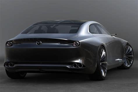 mazda vision coupe  leading  car company   future