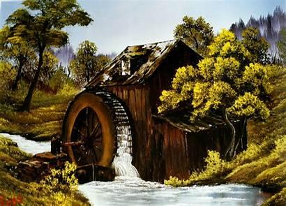 Mill Ross Bob Paintings Painting Oil Wordpress