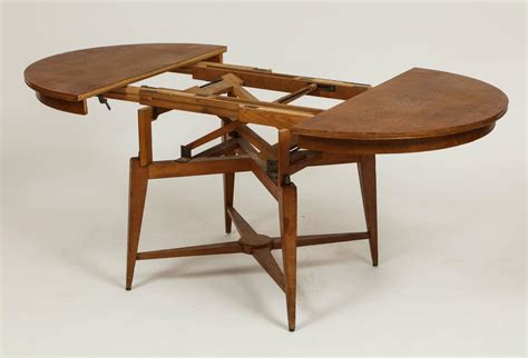 Marcel Gascoin 1950s Convertible Coffee Centre Dining