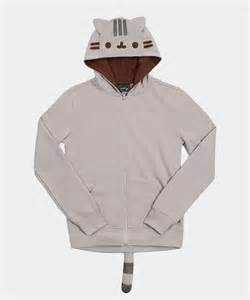 pusheen the cat hoodie pusheen the cat unisex costume hoodie cats cat