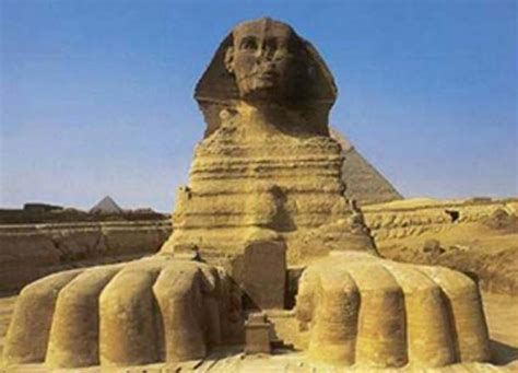 A Forgotten Sphinx And Faked Cartouche